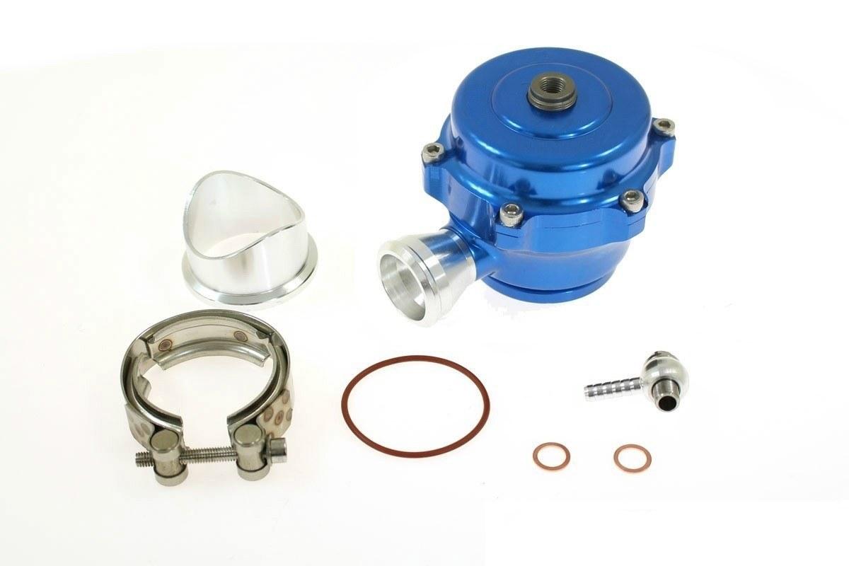 BLOW OFF Epman 50mm V-Band QR Recirculating Blue - GRUBYGARAGE - Sklep Tuningowy